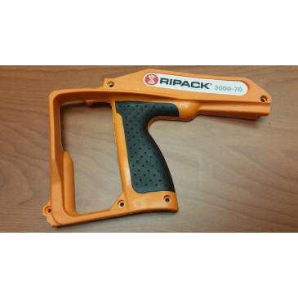 Ripack 3000 Heat Gun Half Handle - Left with Label - Part #233431-70