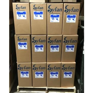 "Full Pallet of 307S Centerfold Polyolefin Heat Shrink Film Select Your Size 8-36"" 50-100ga Syfan Sytec"