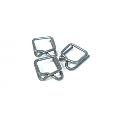 "1/2"" Self-Locking Metal Buckle(100 count)"