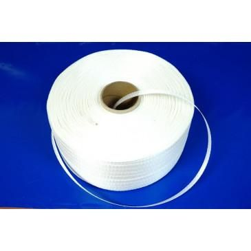 "Case of 4 - 1/2"" x 3900' Cross Woven Poly Strapping Cord for Shrink Wrap Installation"