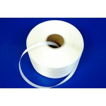 "Case of 4 - 3/4"" x 2100' Cross Woven Strapping Cord for Shrink Wrap Installation"