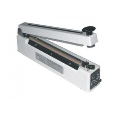 """Hand Sealer 12"""" x 2mm w/ Magnetic Hold Impulse Heat Seal AIE-300HIM"""