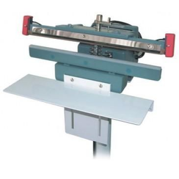 "Upper Jaw 18"" x 5mm Impulse Heat Sealer Foot Operated AIE-455FIU"