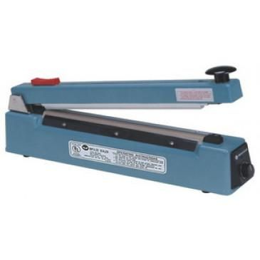 "Hand Sealer 20"" x 2mm w/ Cutter Impulse Heat Seal AIE-500C"