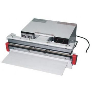 "Vacuum 24"" x 5mm Heat Sealer w/ Gas Flush AIE-605GA"