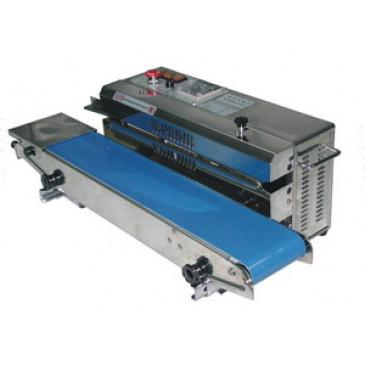 Band Sealer 40'/min Continuous Horizontal Right/Left Stainless Steel AIE-881BSL