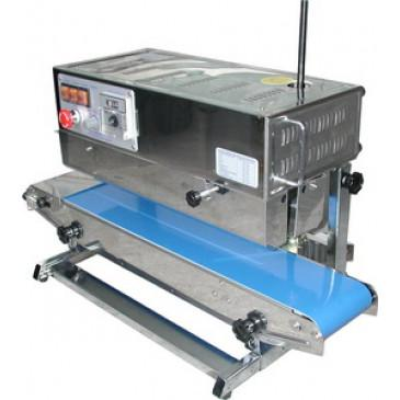 Band Sealer 40'/min Continuous Vertical Right to Left Stainless Steel AIE-882BSL
