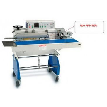 Band Sealer 30'/min Continuous Vertical with Stand Adjustable Angle AIE-B7203