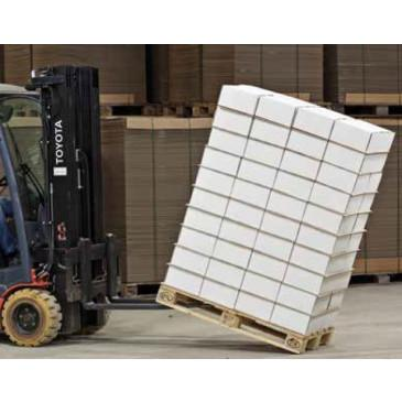 "37"" x 45"" Stabulon 100g Anti Slip Sheets - Pallet of 5000"