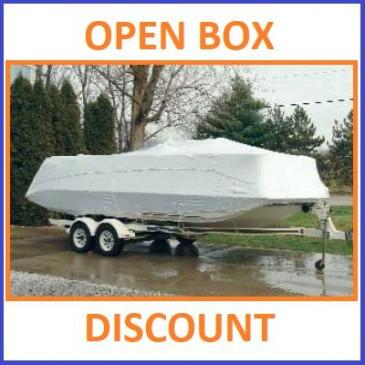 Deck Boat Cover - 20% Open Box Discount