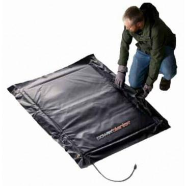 2'x2' Extra Hot Flat Heating Blanket EH0202G by Powerblanket