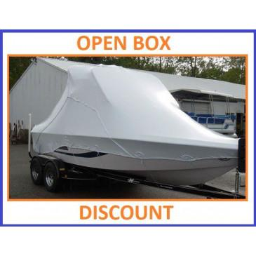Over Wake Tower Boat Cover - 20% Open Box Discount