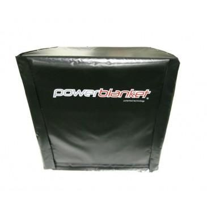 Bulk Material Warmer Hot Box - 64 Cu. Ft. Capacity, 1440 Watts HB64PRO-1440 by Powerblanket