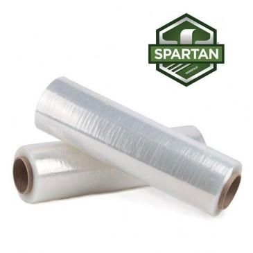 "18""  X 1500' Stretch Wrap 70 Gauge Spartan Hand Film (Single Roll)"