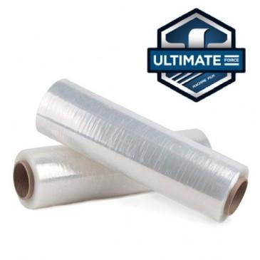 "30"" X 4500' Stretch Wrap 102 Gauge Ultimate Force Machine Film (Pallet of 20 Rolls)"