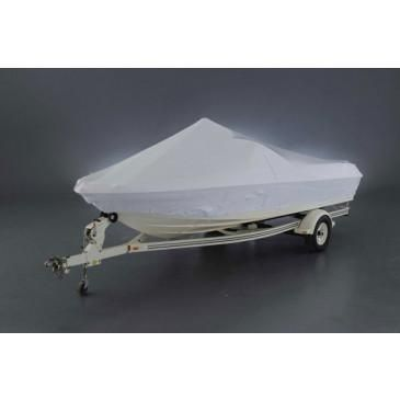 23'-25' V-Hull  Boat Cover by Transhield