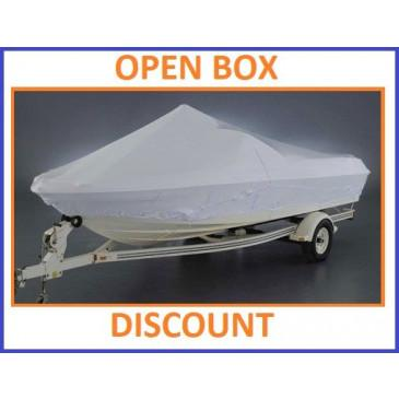 V-Hull Boat Cover - 20% Open Box Discount