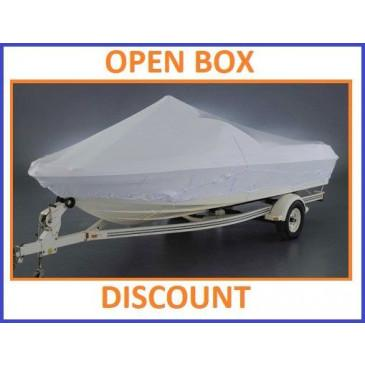 V Hull Boat Cover - 20% Open Box Discount