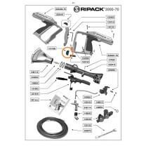 Ripack 3000 Heat Gun Bumper - Part #131169