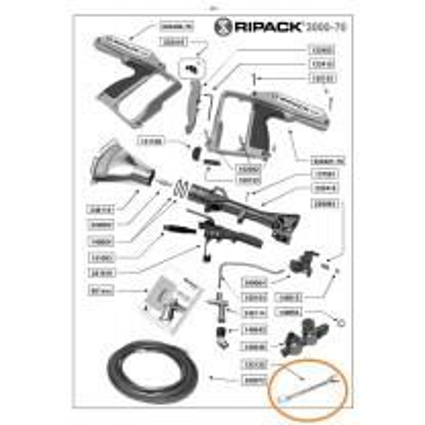 Ripack Heat Gun Wrench - Part #133132