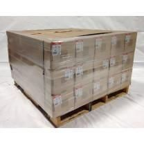 14' x 150' 6 Mil Husky Brand Shrink Wrap - Clear - Pallet of 15 Rolls