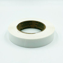 "Roll of 1"" x 108' Preservation Tape - White - MSW-711W"