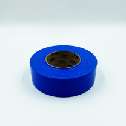 "Roll of 2"" x 180' Shrink Film Tape - Blue - MSW-702B"