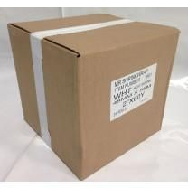 "Case of 2"" x 180' Shrink Film Tape - 24 Rolls - White - MSW-702W-Case"