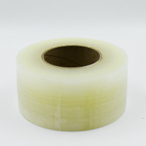 """Roll of 3"""" x 180' Shrink Film Tape - Clear - MSW-703C"""