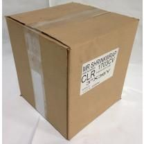"Case of 3"" x 180' Shrink Film Tape - 16 Rolls - Clear - MSW-703C-Case"