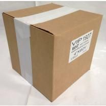"Case of 4"" x 180' Shrink Film Tape - 12 Rolls - MSW-704-Case"