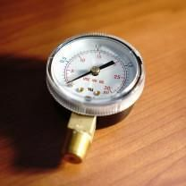 Shrinkfast 998/975 Regulator Gauge - Part# 39