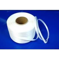 "1/2"" x 1500' Cross Woven Poly Strapping Cord for Shrink Wrap Installation"
