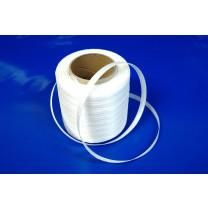 "Case of 16 - 1/2"" x 500' Cross Woven Poly Strapping Cord for Shrink Wrap Installation"