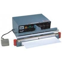 "Auto 24"" x 5mm Single Impulse Heat Sealer AIE-605A1"