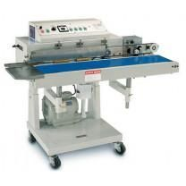 Band Sealer 30'/min Continuous with Vacuum and Variable Speed AIE-B7209