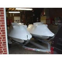 Personal Water Craft (PWC) Residential Wrapping Service