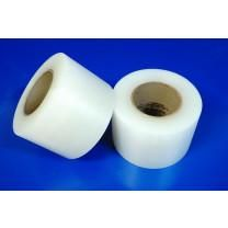 "Roll of 4"" x 180' Shrink Film Tape - Clear - MSW-704C"