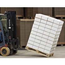 "40"" x 48"" Stabulon OCEAN 160g Waterproof Anti Slip Sheets - Pallet of 4000"
