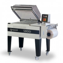 "23"" x 17"" x 10"" Hood L-Bar Sealer Compack Series 5800I by Maripak"