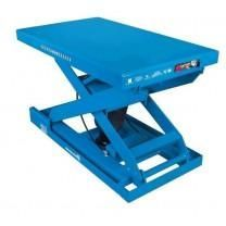Pneumatic EZ Loader Pallet Positioner Model 2848-SS by Bishamon