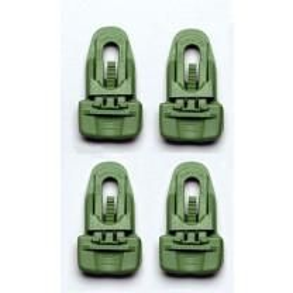 Easy Klip®  4-Pack Green