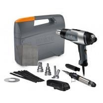 Deluxe Plastic Welding Kit w/ Temp Scanner HG2320E by Steinel