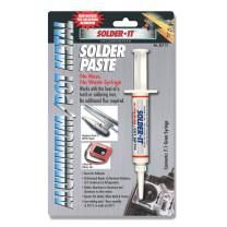 Aluminum/Pot Metal Solder Paste