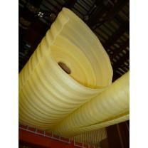 "72"" X 550' 1/8"" ZeRust VCI Foam - Ferrous Yellow"