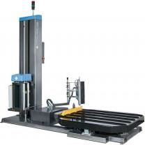 Cousins High Profile 3200 Heavy Duty Turntable Platform Automatic Stretch Wrapping System