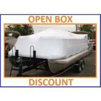 Pontoon Boat Cover - 20% Open Box Discount