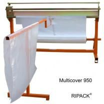 Large Bag Sealer / Maker Poly / Shrink Film - MultiCover 950 by Ripack