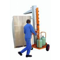 Turbopack Shrink Wrap Heating Column by Ripack