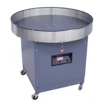 "Rotary Accumulator Table 36"" Diameter x 4"" Deep by HEAT SEAL"